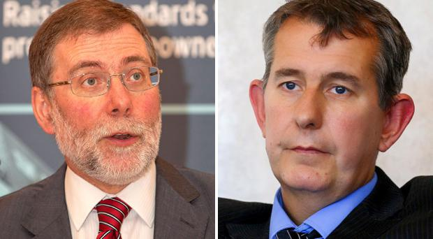 Beleaguered ministers Nelson McCausland and Edwin Poots had both faced calls to resign