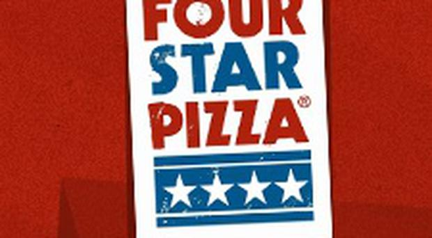 Around £1,700 was emptied out of the till and a safe at Four Star Pizza in Newtownabbey