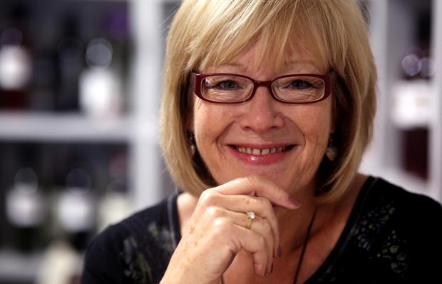 Moving on: BBC Radio Ulster's Wendy Austin says she's leaving Talkback 'on a high'