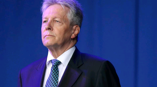 First Minister Peter Robinson 'stepping down' as leader before next election says Edwin Poots