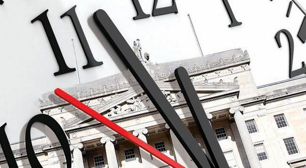 Executive must axe £200m or else London will step in