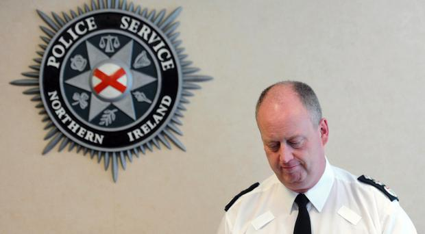Chief Constable George Hamilton: I don't want to see any cuts in the police budget beyond what it necessary