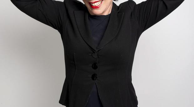 Keeping sane: Ruby Wax is on the road with her Sane New World tour