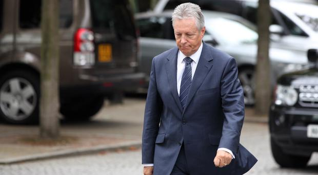 'A crisis situation': Peter Robinson