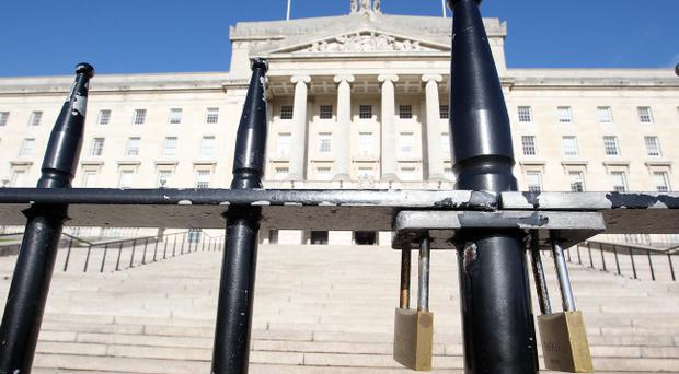 Stormont is teetering on the brink of collapse, for the umpteenth time. Pic Jonathan Porter