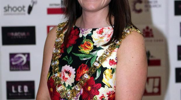 Belfast Lord Mayor Nichola Mallon