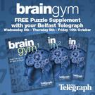 Make the most of your brain with the Belfast Telegraph