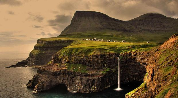 Fairytale landscape: The Faroe Islands