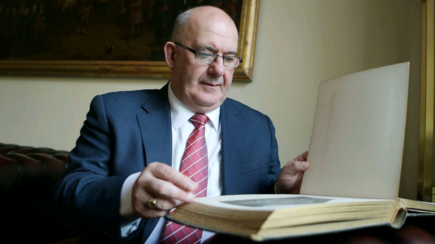 The DUP and Sinn Fein have been at loggerheads over a replacement for Speaker Willie Hay