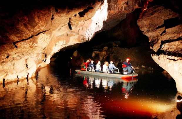 The Marble Arch Caves