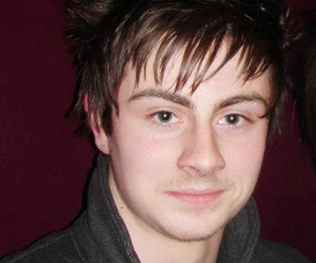 Enda Dolan (18), a first year student at Queen's University, died after he was knocked down on the Malone Road