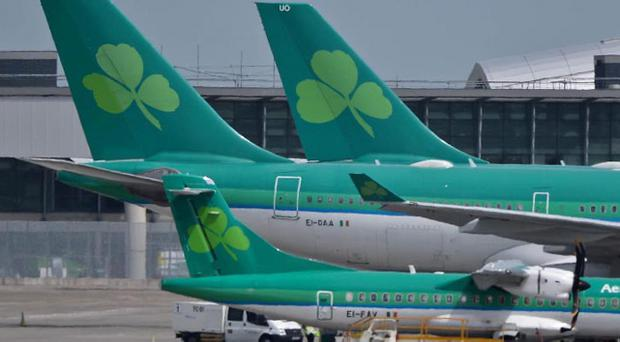 Belfast International Airport is suing Aer Lingus for £20 million