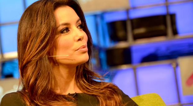 Actress, activist, and philanthropist Eva Longoria at the Web Summit in Dublin. Photo by Gary Fennelly