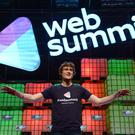 Web Summit founder Paddy Cosgrove