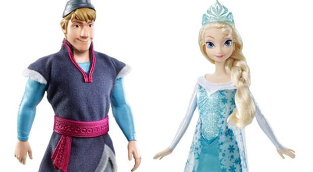 Parents are scrambling for Frozen dolls which appear to be sold out or in limited supply nationwide