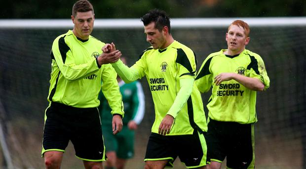Action from Knockbreda v Dundela, November 8