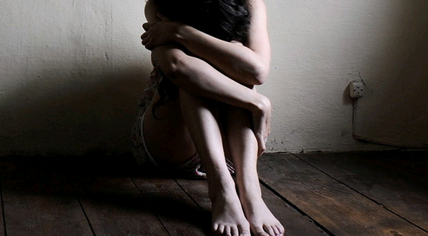 More than 40,000 people have been bereaved by suicide during almost half-a-century in Northern Ireland. Picture posed