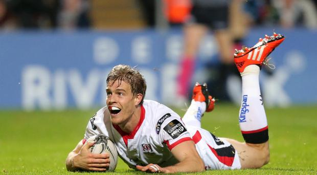 Ulster's Andrew Trimble is Player of the Year