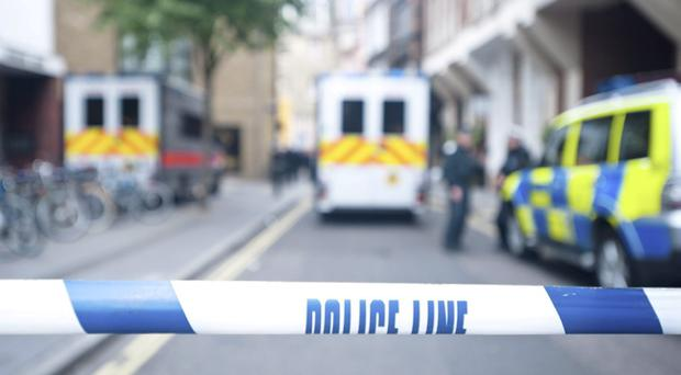 Suspect object prompts security alert in Maghera