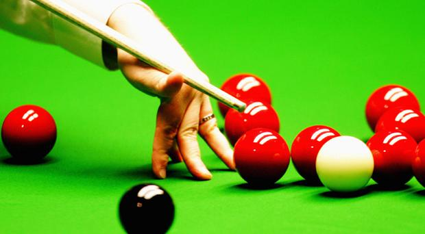 The fight broke out in a snooker room at Simon Community premises in Armagh