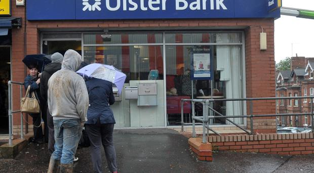 Ulster Bank customers have reacted furiously after being told their accounts may be affected for days following the latest IT glitch