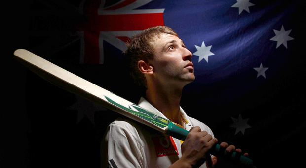 Australian cricketer Phil Hughes has died at the age of 25 due to severe head injuries (Pic Robert Cianflone/Getty Images)