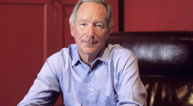 Michael Buerk, who is one of the 10 contestants in the Australian jungle for the ITV show I'm A Celebrity ... Get Me Out Of Here!