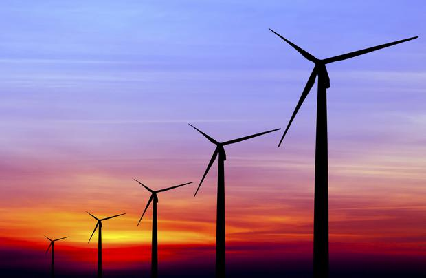 A £1bn wind farm project that would have supplied 20% of Northern Ireland's energy needs has collapsed