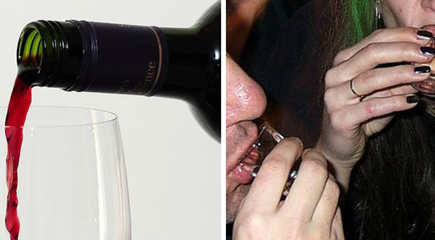 Wine could be as harmful as vodka, a senior health official has said