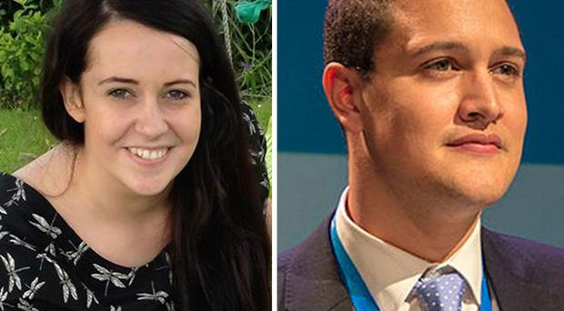Kirsty Strickland launched a petition urging the BBC to sack presenter Nick Conrad