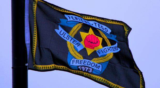 Image result for flag  uda