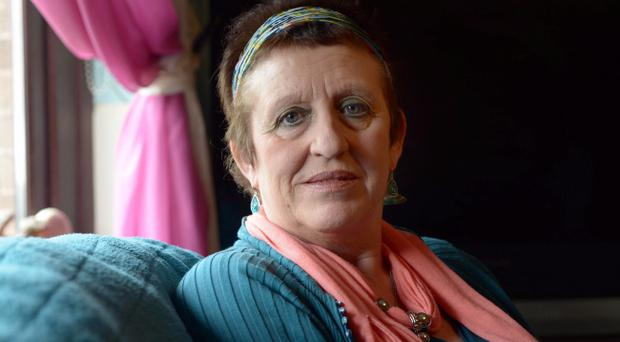 Cancer campaigner Una Crudden, who has died