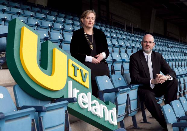 UTV Ireland: day-time and weekend viewing has been disappointing