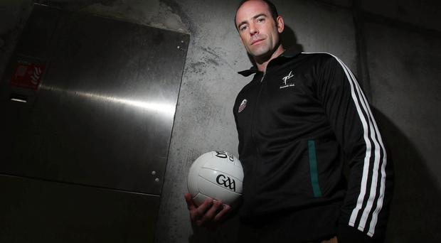 Accentuating the positives: Dermot Earley has lauded the good work done by the Gaelic Players' Asssociation