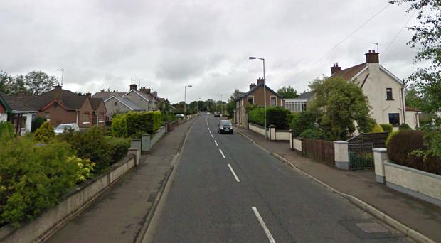 A man was attacked on the Newal Road in Ballymoney. Pic Google Maps