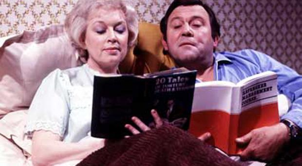Typical tale: Characters like TV's Terry and June are a prime example of how ordinary people live