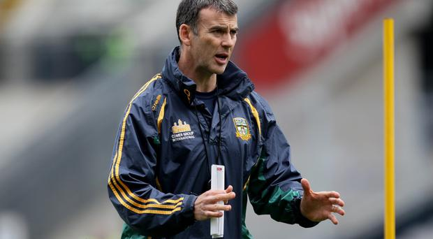 Wrong fit: Martin McElkennon won't be a part of new Donegal boss Rory Gallagher's backroom