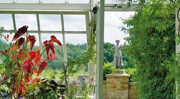 Refuge from the elements - A conservatory