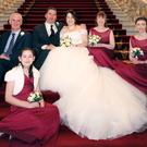 The wedding of Joanne and Brian Ewing from Newtownabbey