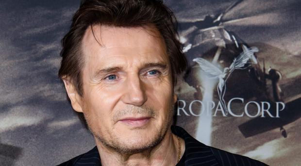 Liam Neeson lashes out over the austerity measures implemented by the Republic's government.