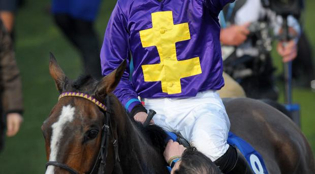 Jim Culloty's Cheltenham Gold Cup hero Lord Windermere will bid to stamp his authority on what promises to be an enthralling Lexus Chase at Leopardstown tomorrow.