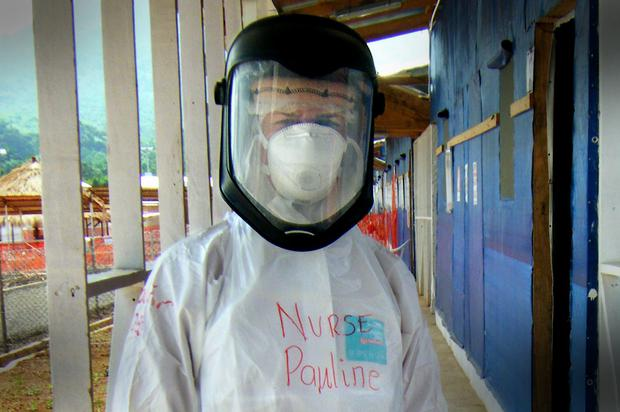 Pauline Cafferkey a nurse from Blantyre in South Lanarkshire who is reported to be the woman diagnosed with Ebola
