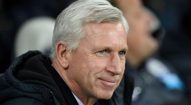 Alan Pardew is understood to be holding talks with Crystal Palace (Photo by Stu Forster/Getty Images)