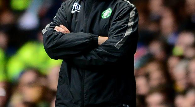 Ronny Deila insists he is unconcerned by Aberdeen overtaking Celtic at the top of the Scottish Premiership.