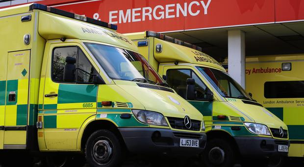 Hospital emergency departments are in crisis in Northern Ireland, the Republic and Great Britain.