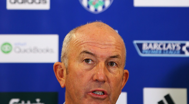 Tony Pulis is the new manager of West Brom