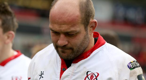 Rory Best believes self-inflicted wounds have cost Ulster dearly in this season's Challenge Cup
