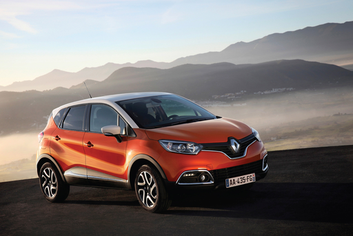 10: The Renault Captur