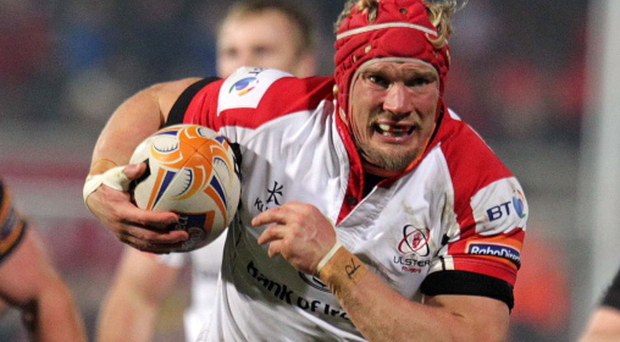 Ulster's Mike McComish