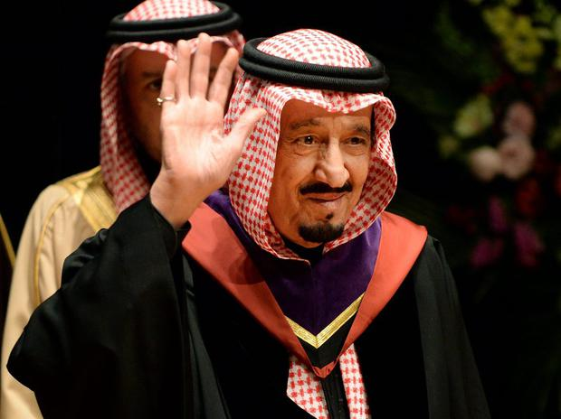 King Salman of Saudi Arabia Photo: Getty Images